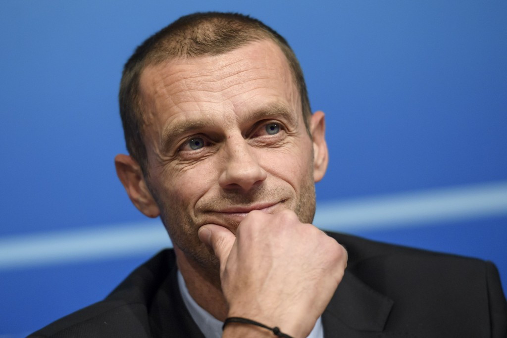 UEFA president Aleksander Ceferin backs British World Cup bid