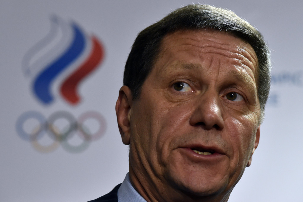 Russian Olympic Committee delegation to address IOC Executive Board before Pyeongchang 2018 decision