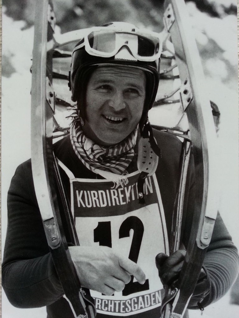 German luger Leonhard Nagenrauft, a former European champion, has died at the age of 79 ©Wikipedia