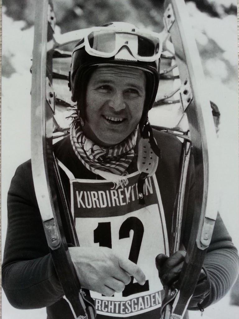 European champion luger dies aged 79