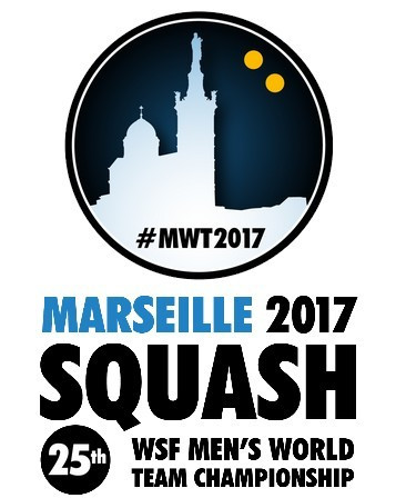 Three nations to debut at 2017 Men's World Team Squash Championship