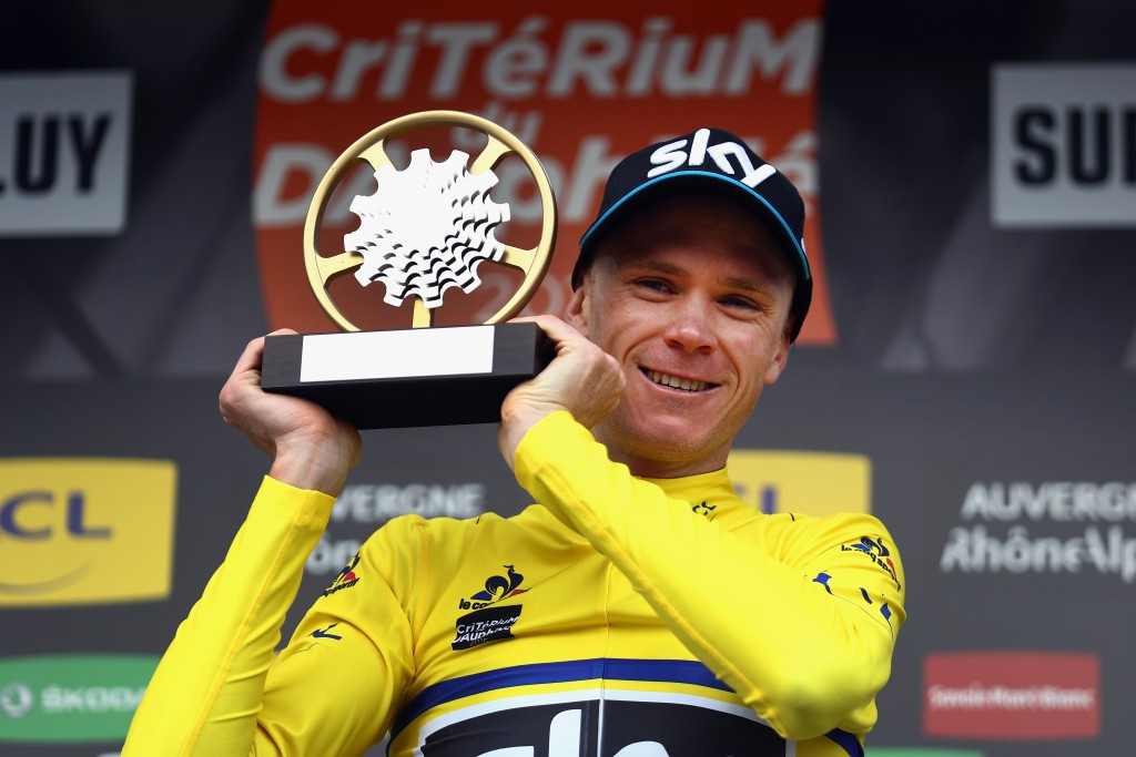 Criterium du Dauphine postponed as cycling extends suspension until June 1