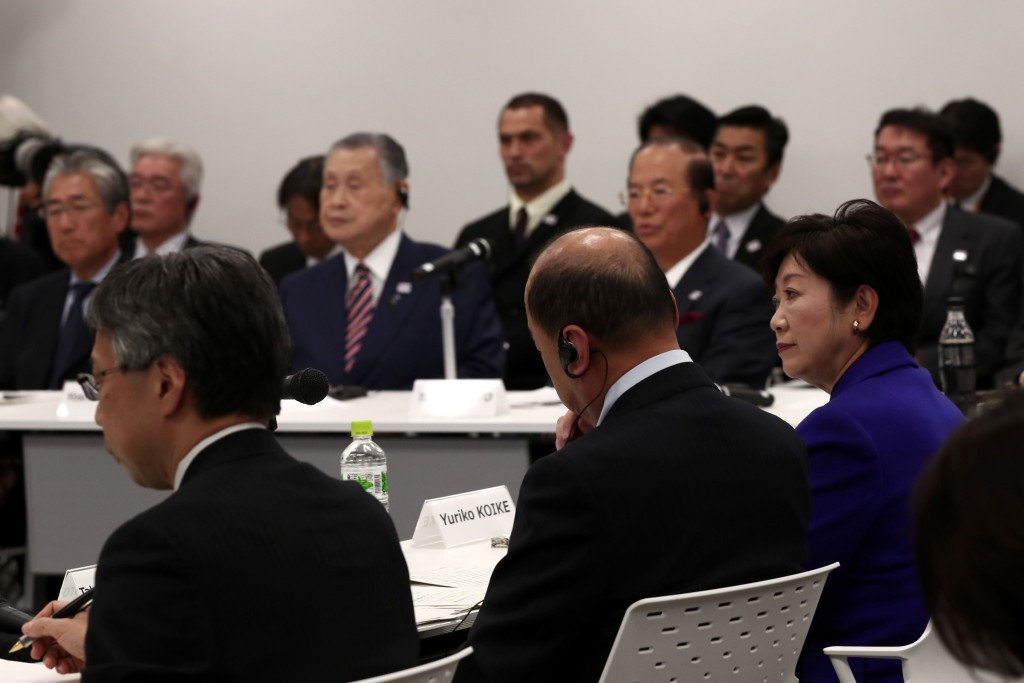 Latest projected costs have been drawn up by Tokyo 2020 in conjunction with the Tokyo Metropolitan Government ©Getty Images