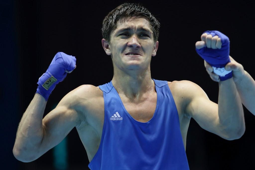 Astana Arlans Kazakhstan on brink of World Series of Boxing final