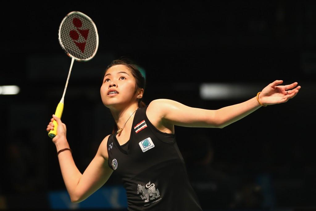 Home favourites through to women's final at BWF Thailand Open