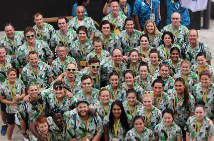 Australia and New Zealand's participation at Port Moresby 2015 has been praised by Pacific Games Council executive director Andrew Minogue ©AOC