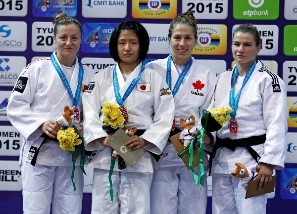 Japanese teenager wins maiden Judo Grand Slam title in only second international appearance