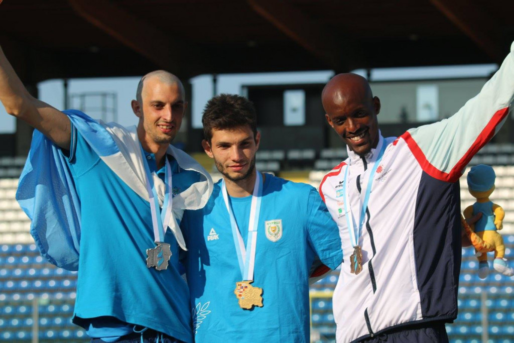 Cyprus and Iceland share 10 athletics titles on final day of Games of the Small States of Europe