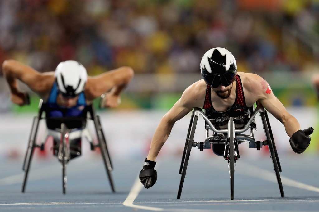 Lakatos breaks 1,500m world record on day two of World Para Athletics Grand Prix in Nottwil