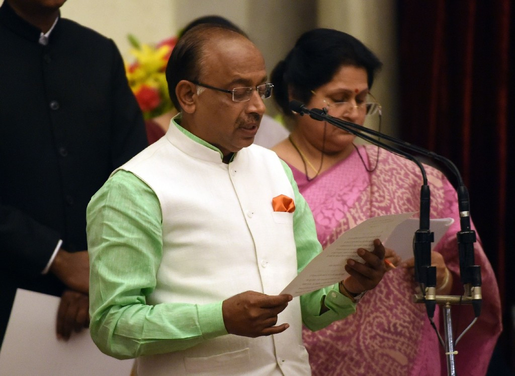 Indian Sports Minister Vijay Goel has ordered the Organising Committee of Delhi 2010 to cease operating ©Getty Images