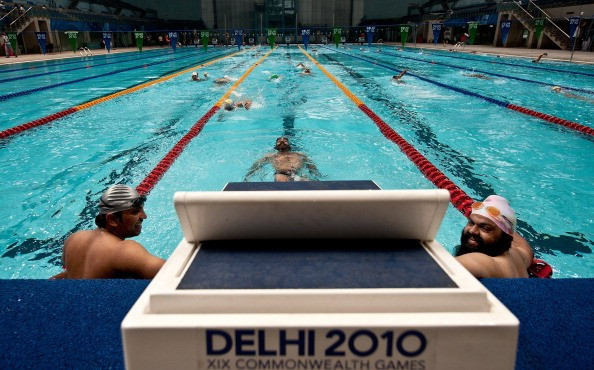 Delhi 2010 Commonwealth Games organisers have been ordered to cease operating ©Getty Images