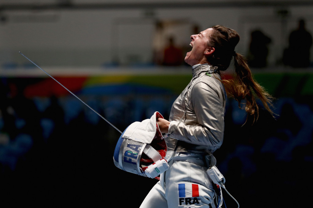 France's Lembach takes women's FIE Sabre Grand Prix title in Moscow