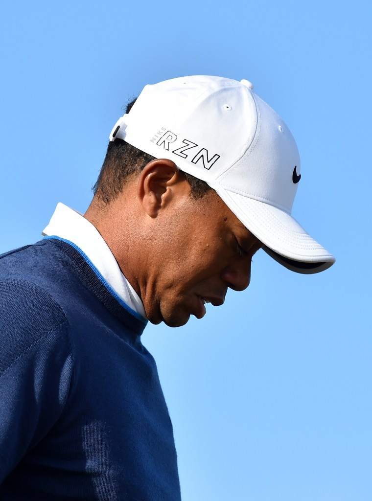 Tiger Woods spent almost 700 weeks as the game's number one player but now finds himself marooned well outside the top 1,000 ©Getty Images