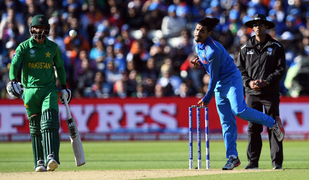Tight security as India thrash Pakistan in ICC Champions Trophy