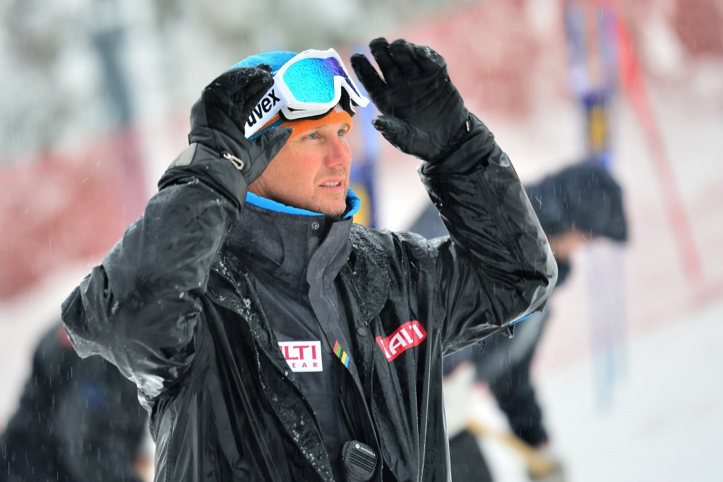 Alpine skiing official plays down chances of women racing men