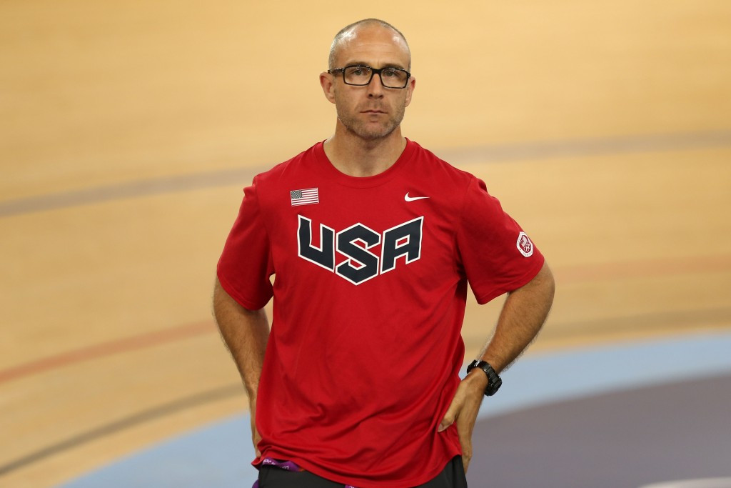 Staff has sprint track role added to coaching job with USA Cycling