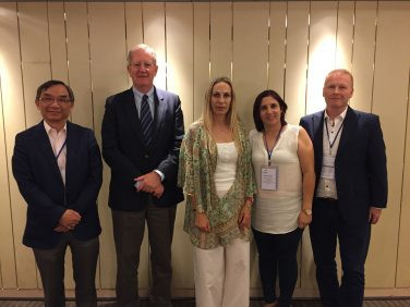Boccia International Sports Federation elects new Board at General Assembly