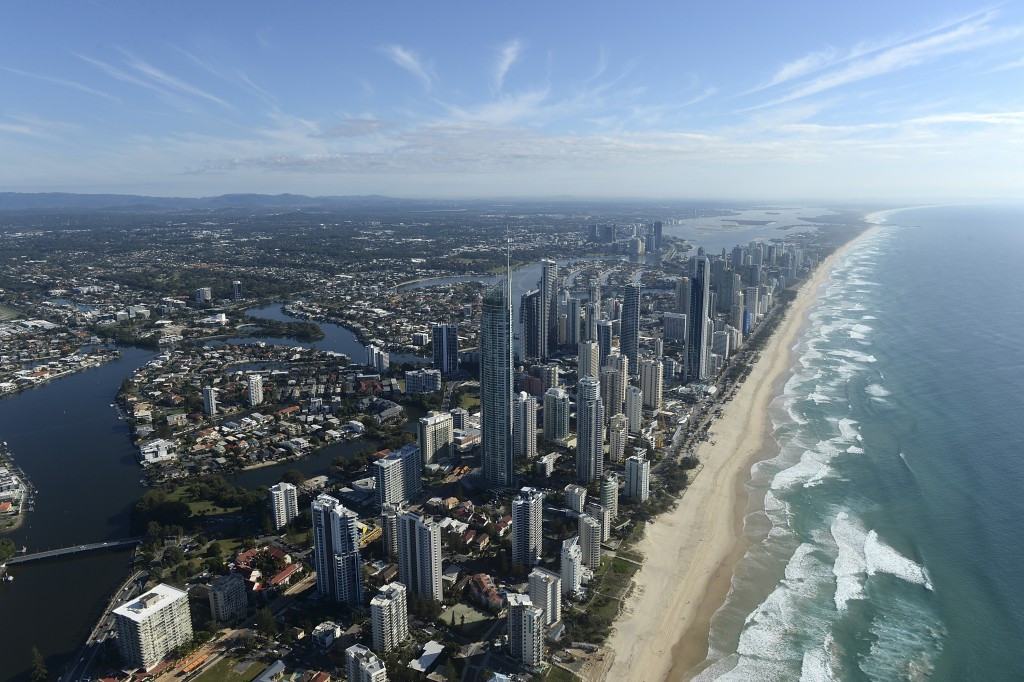 Two travel agents have been appointed for the 2018 Commonwealth Games in Gold Coast ©Getty Images