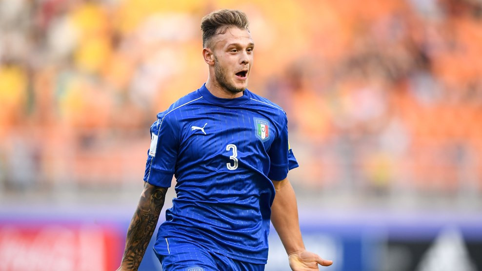 Italy and England both sealed their place in the semi-finals of the FIFA Under-20 World Cup ©FIFA