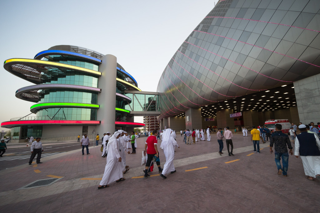 The decision could have an impact on preparations for the 2022 World Cup in Qatar ©Getty Images