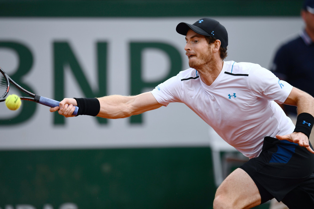 Murray pays tribute to terrorist attack victims after reaching French Open quarter-finals