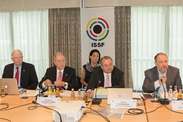 ISSF Executive Committee meet to prepare for Extraordinary General Assembly