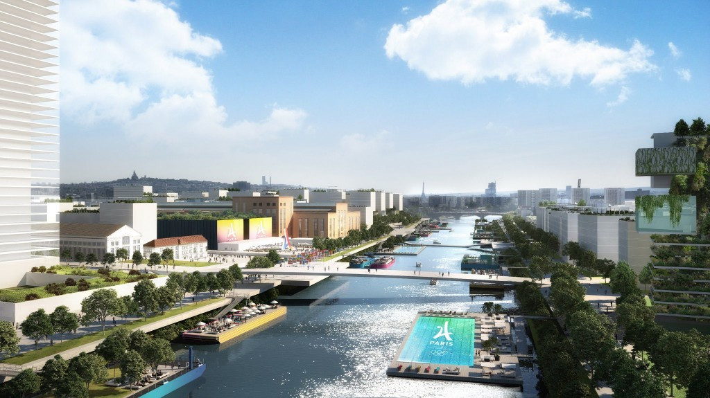 Paris will lose the plot of land it plans to build its Athletes' Village on unless they host the Olympic and Paralympic Games in 2024, it has been claimed ©Paris 2024