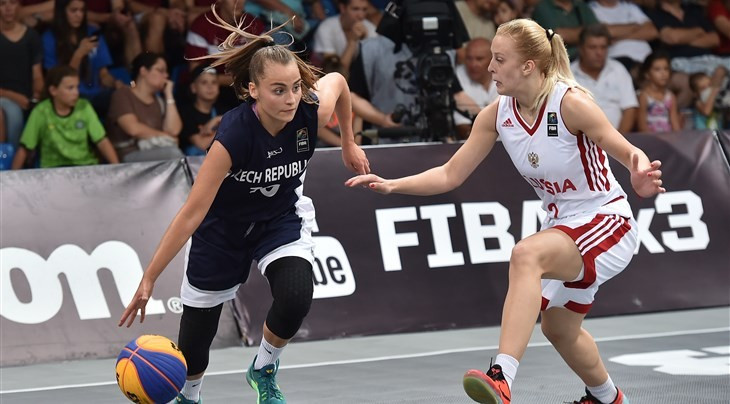 An under-23 level nations league has been launched by FIBA ©FIBA