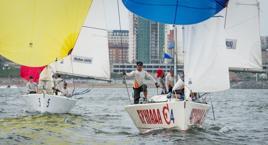 Hometown sailor takes open division title at Nations Cup Grand Final