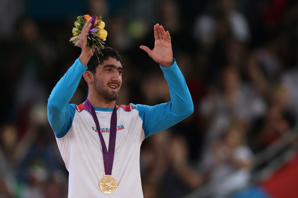 Olympic gold medallist among wrestling duo handed drugs bans