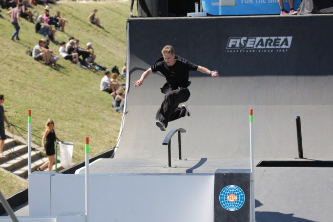 """Poland have become the latest nation to express their support for Parkour UK's position on the """"encroachment and misappropriation"""" of parkour/freerunning by the International Gymnastics Federation ©FIG"""