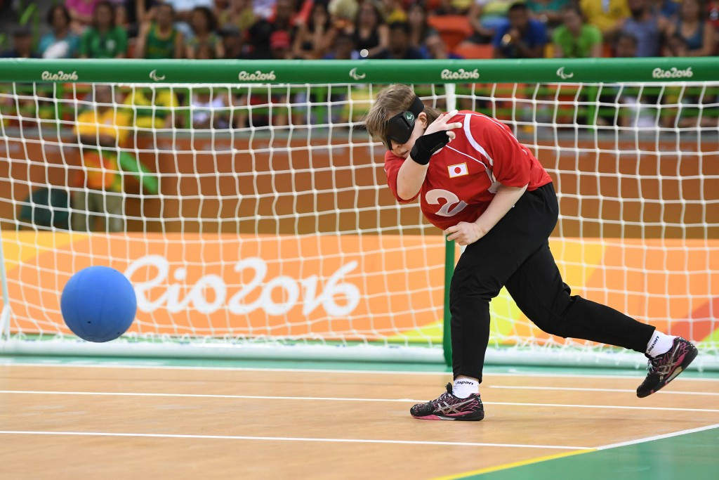 Japan will be aiming to defend their women's title at the IBSA Goalball Asia Pacific Championships in Bangkok ©Getty Images