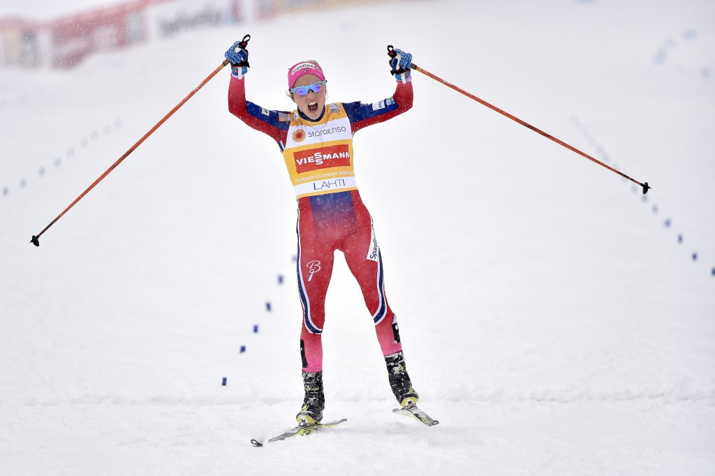 Therese Johaug's ban is due to expire on November 28 ©Getty Images