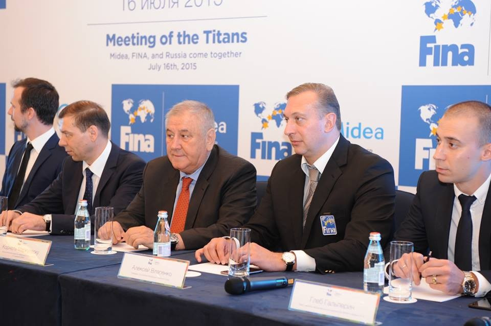 FINA extend deal with Midea ahead of upcoming World Championships