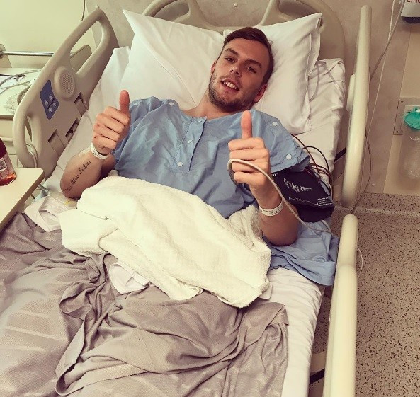 Olympic champion Chalmers targets Gold Coast 2018 after successful heart surgery