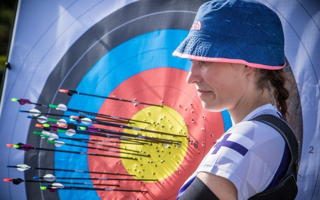 Kuoppa aiming for successful return to Antalya at Archery World Cup