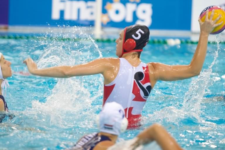 Canada beat Hungary on penalties in a dramatic opening day encounter ©FINA/Russell McKinnon