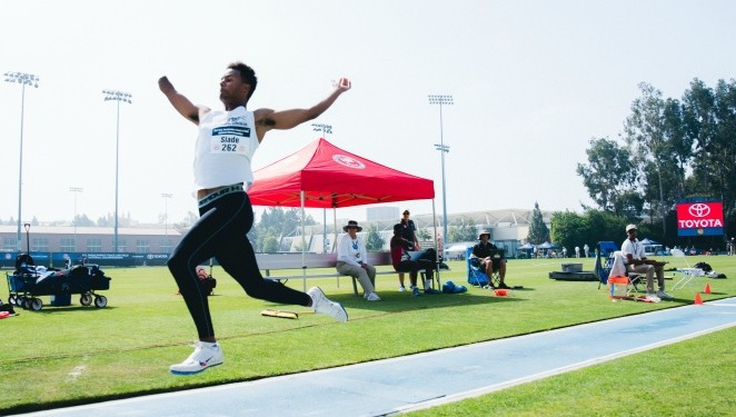 Proposed LA 2024 Village sees action at US Paralympics Track and Field National Championships