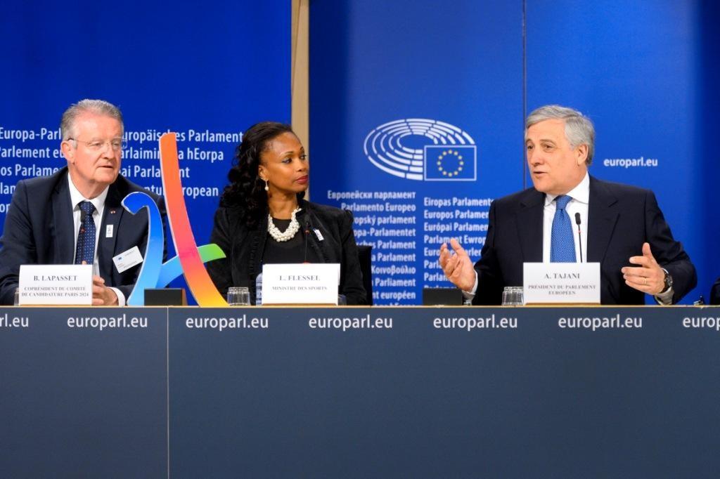 Paris 2024 bid receives support from European Parliament
