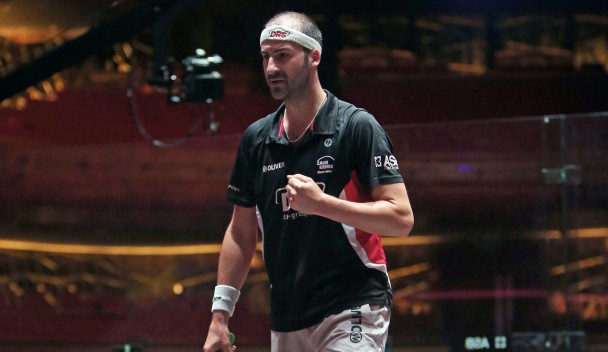 Both world champions beaten as PSA World Series Finals open