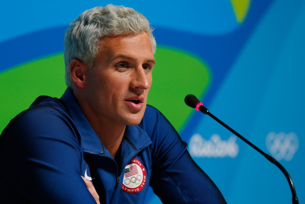 Ryan Lochte has admitted he contemplated suicide after the Rio 2016 debacle ©Getty Images