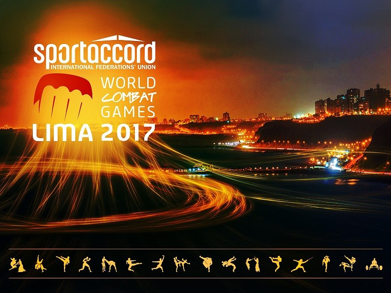 Lima was due to host the 2017 World Combat Games but withdrew earlier this year following the withdrawal of many of the key participating sports ©SportAccord