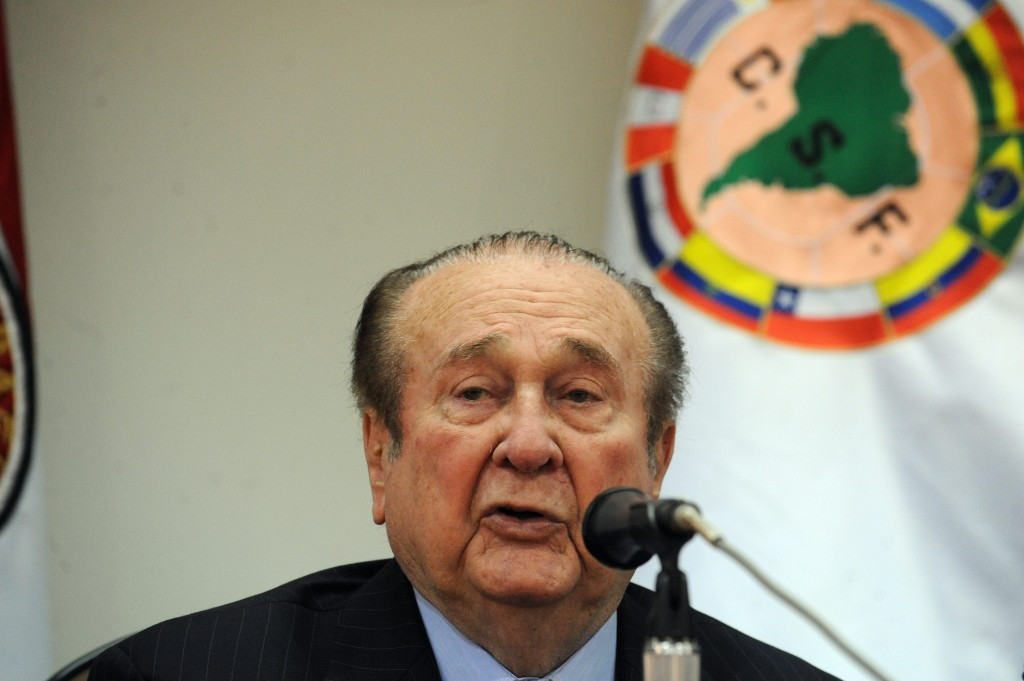 CONMEBOL accuse ex-Presidents of criminal charges in complaint to public prosecutor