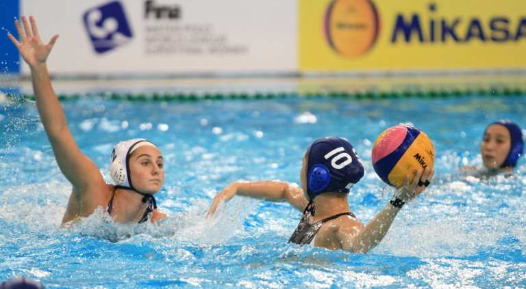 United States and Russia among winners at FINA Women's World League Super Final