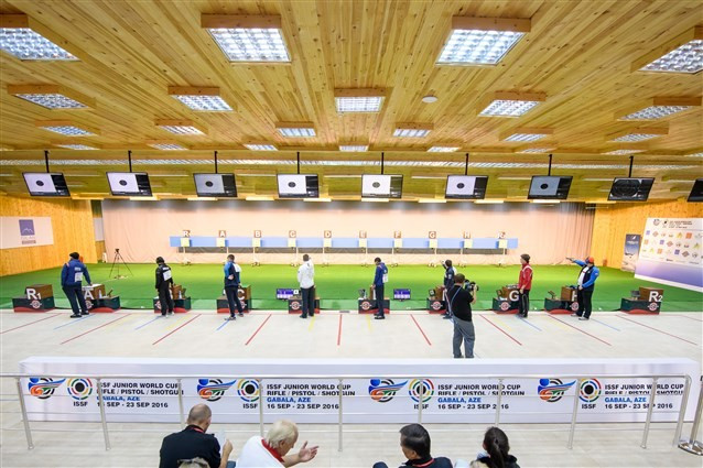 Gabala set to stage last ISSF World Cup event of season