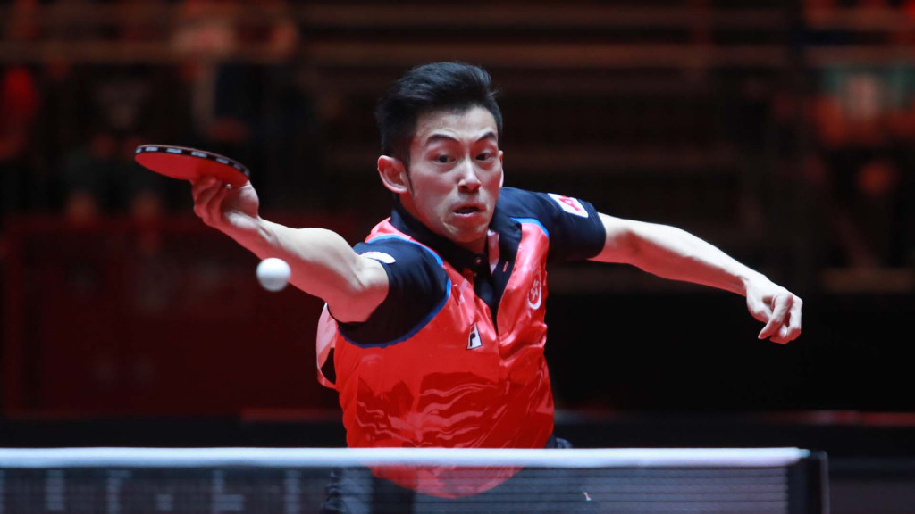 World Championship medallist among international stars signed-up for new Indian table tennis league