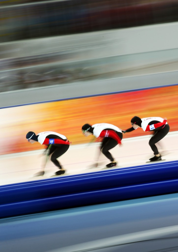 Marcel Lacroix will focus particularly on the women's team pursuit ©Getty Images