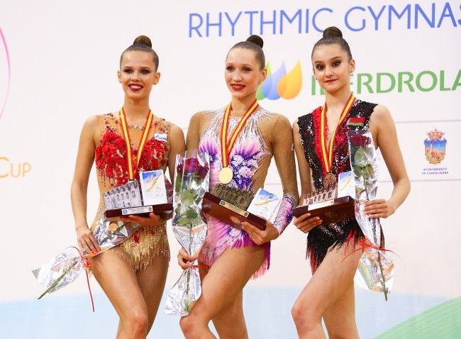 Russia dominate FIG World Challenge Cup leg in Guadalajara