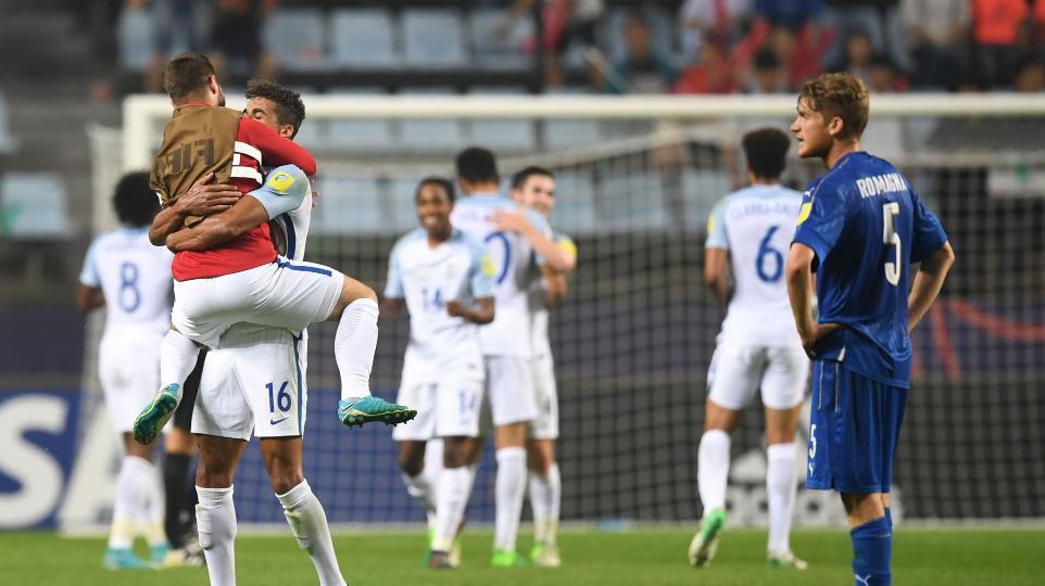U20 World Cup Finalists Revealed