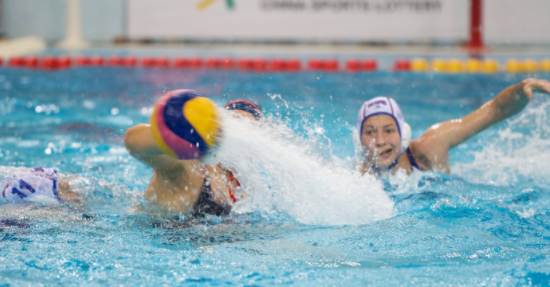 United States edge Russia to top group at FINA Women's World League Super Final